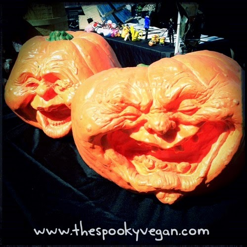 The Spooky Vegan: The 3rd Annual Spook Show at the Halloween Club