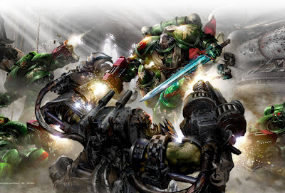 January White Dwarf Will Feature Dark Angels