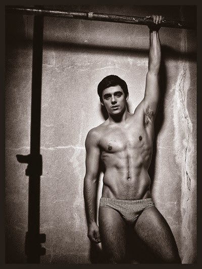 Chris Mears speedo