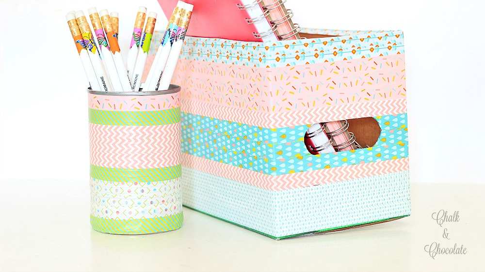 Washi tape crafts book review project and announcement for Crafts with washi tape