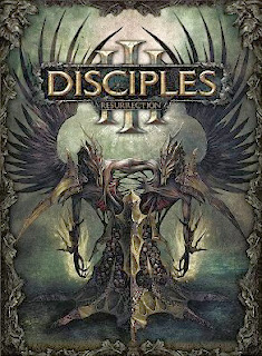 DVD Game PC Disciples III Resurrection