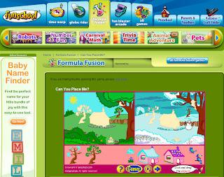 Funschool Preschool Games
