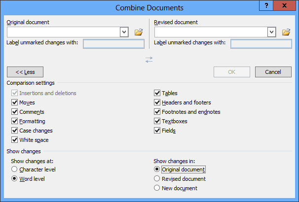 merge pdf files into word documents