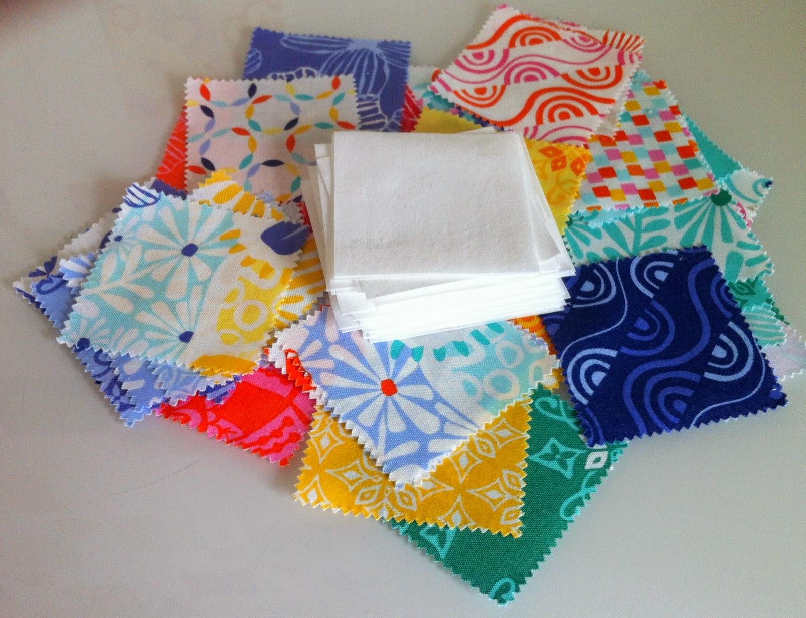 Vierkantjes van 2,5 x 2,5 inch