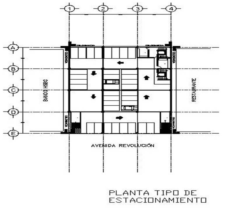 Lizbeth guido planos arquitectonicos for Niveles en planos arquitectonicos