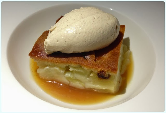 Mr Cooper's House and Garden, Manchester - apple pie