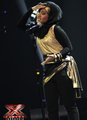 Profile and Photos Fatin Shidqia Lubis Indonesia X Factor Participants