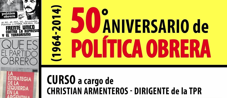 50º Aniversario del PO (1964-2014) - VIDEOS