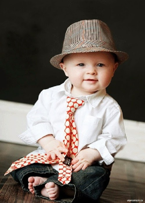 Image gratuite bébé garçon trop chou