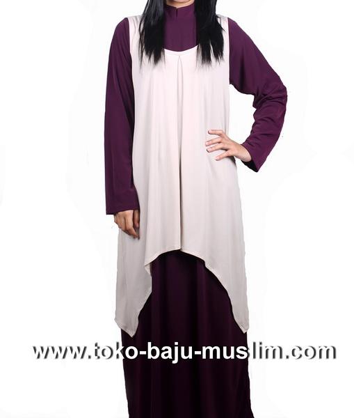 Perpaduan Model Baju Gamis Muslim Murah Terbaru Baju