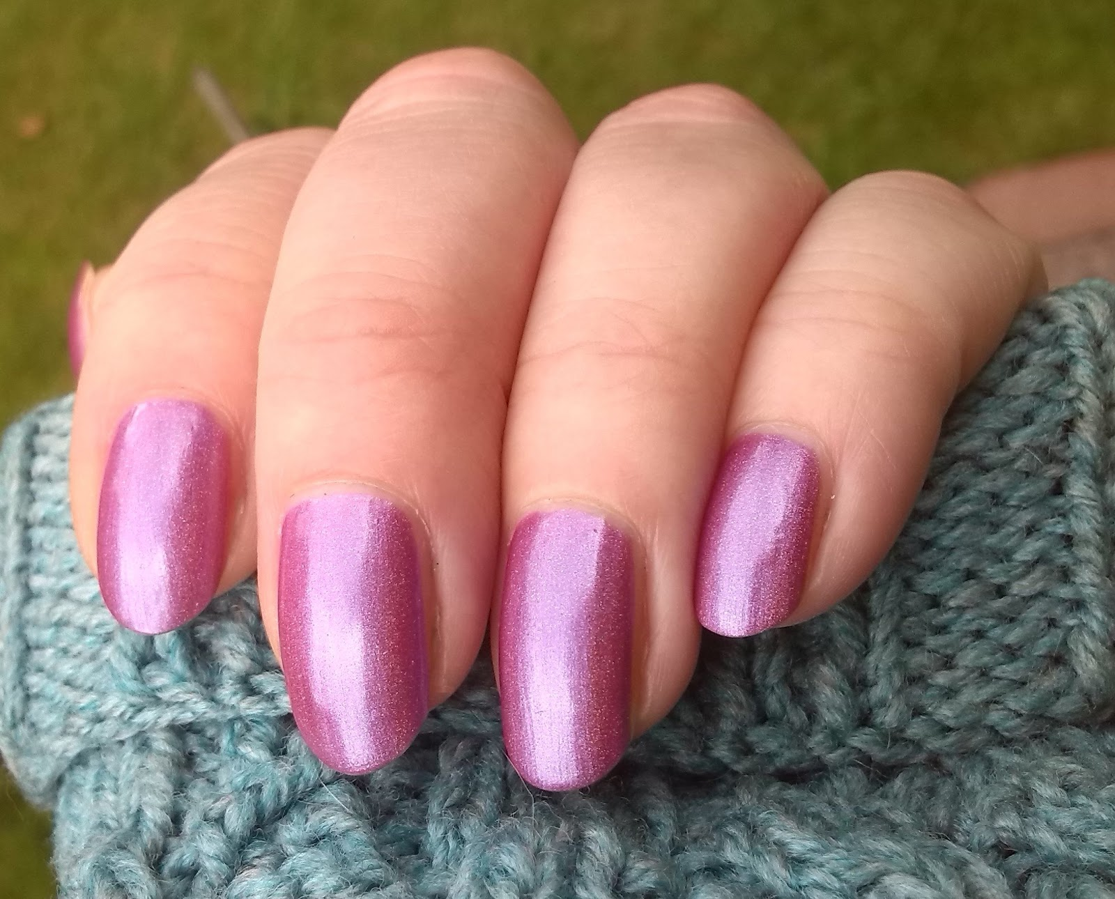 Lilypad Lacquer Blooming Violets