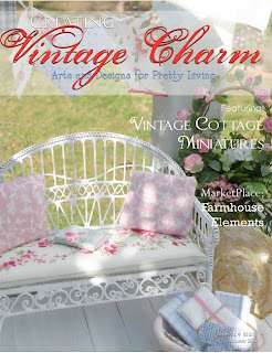 Creating Vintage Charm cover...