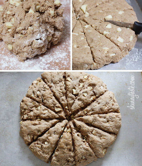 ... chip scones are of apples and cinnamon delightful apple spiced scones