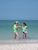 Seashells And Salty Air Barefoot Beach