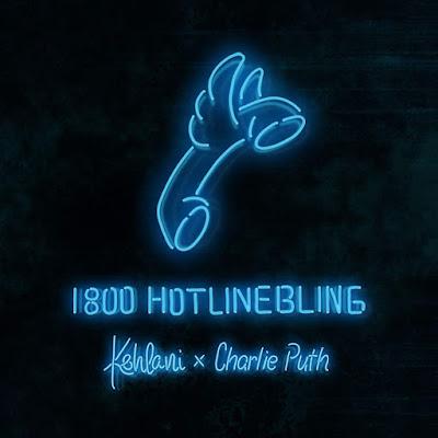 Kehlani & Charlie Puth - Hotline Bling - Single Cover
