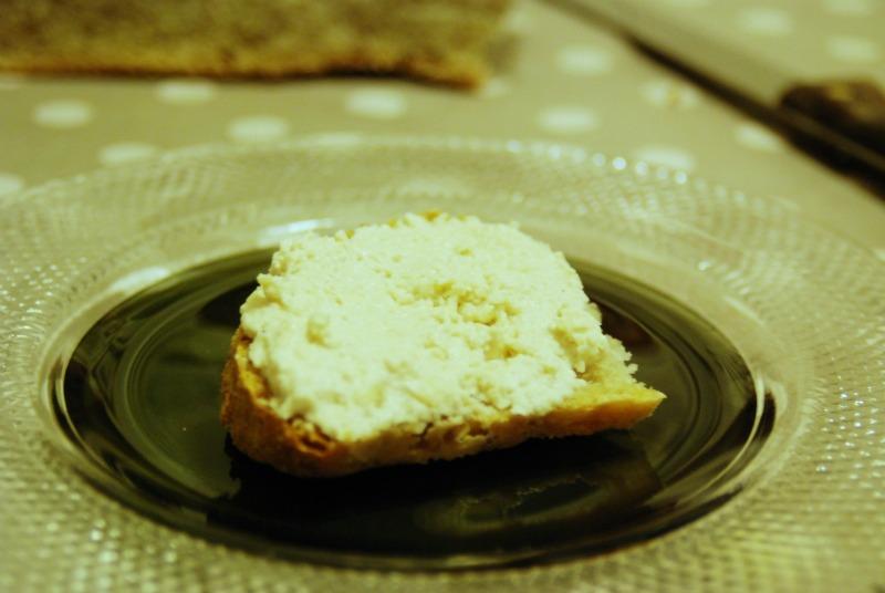 formaggio molle senza latte
