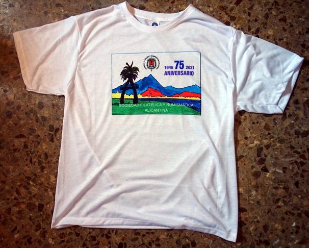 Camiseta de colección
