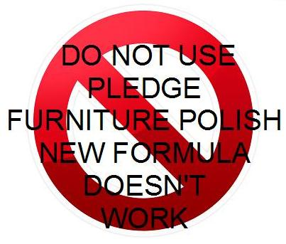 Don't Use New Pledge, click on picture to read why.