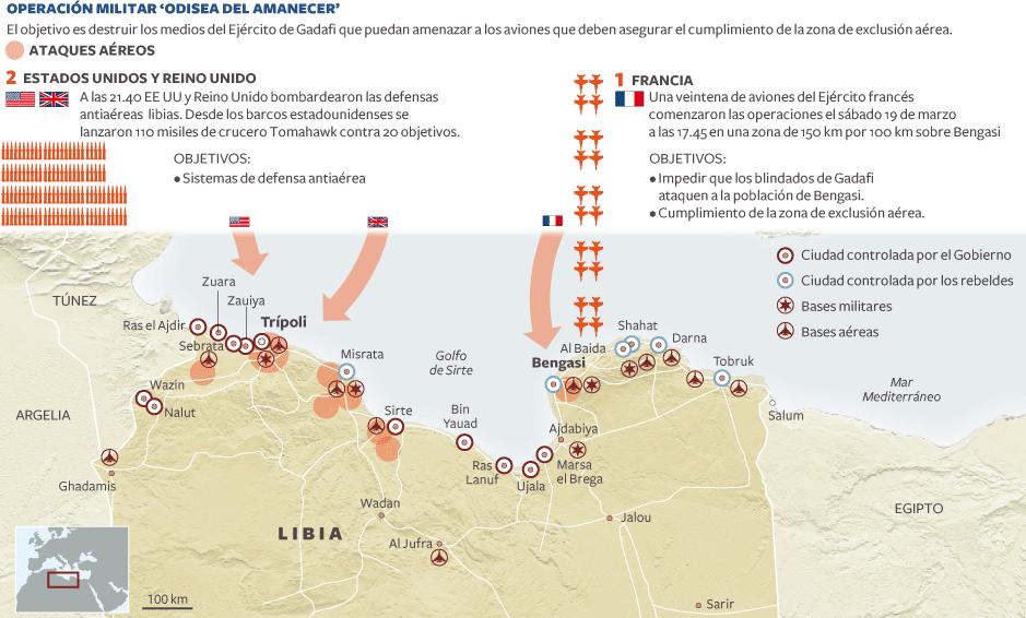 Mapa Ataques Odisea Amanecer