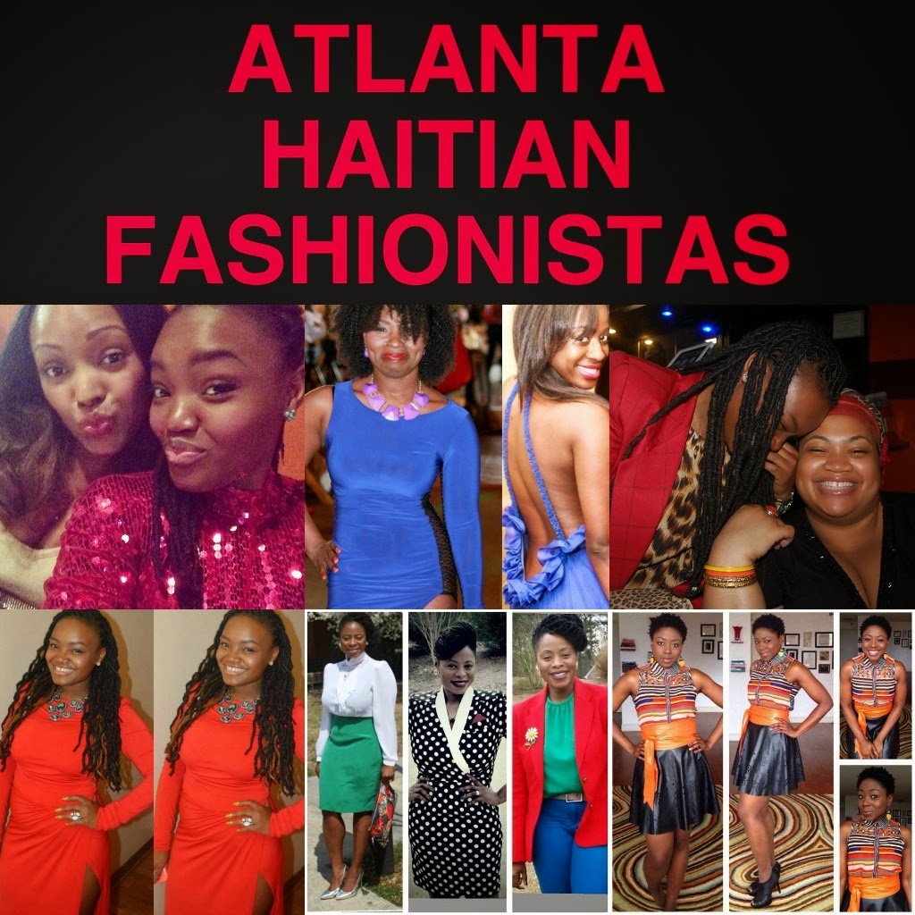 ATLANTA HAITIAN FASHIONISTAS