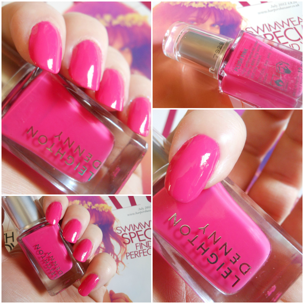 CherrySue, Doin\' the Do: First Look Swatches of Free Leighton Denny ...