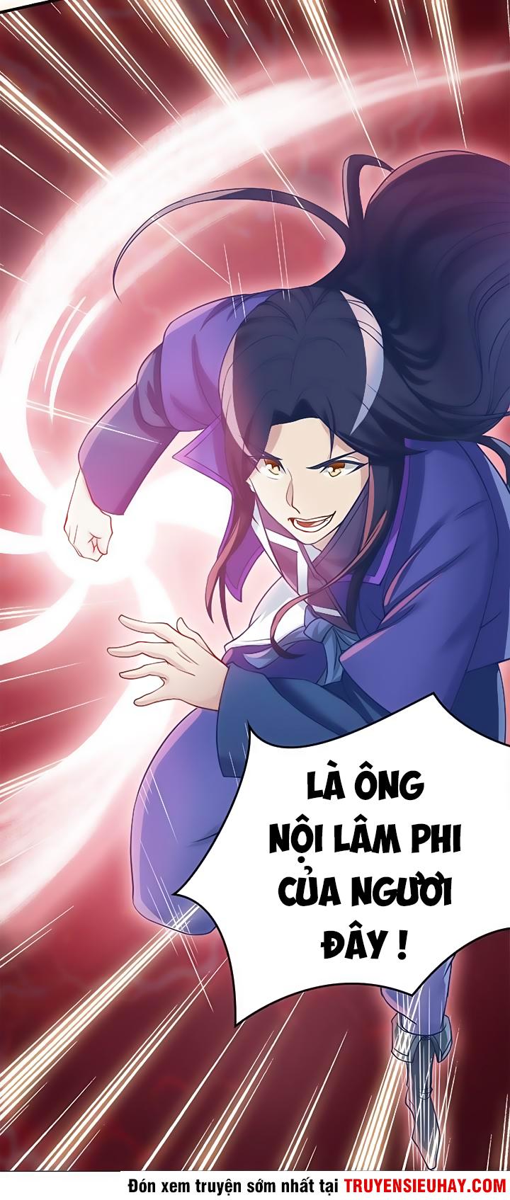 Lâm Phi Truyện - Chap 4