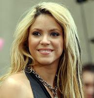 Shakira famous singer 2012