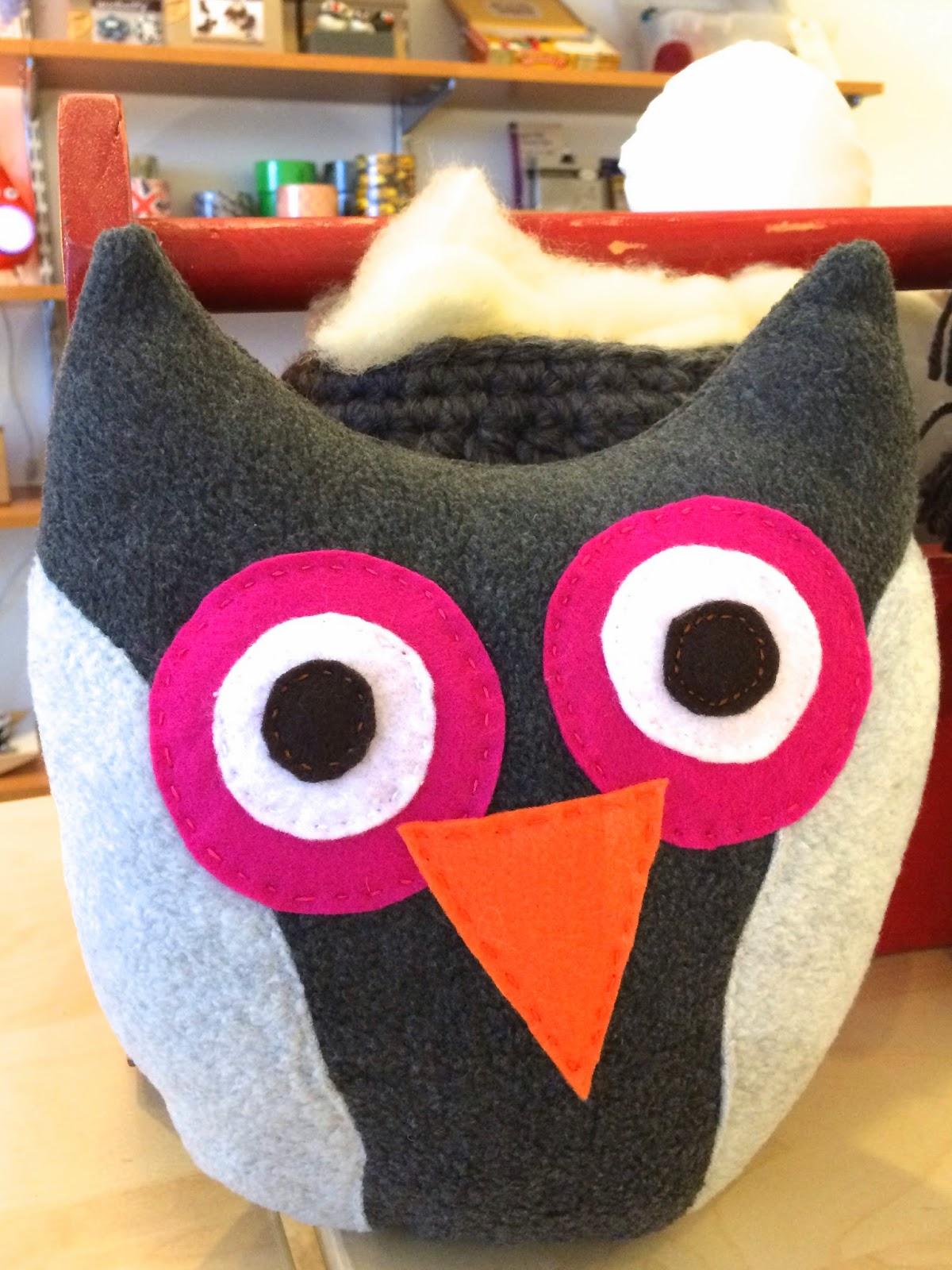 Fleece Owl