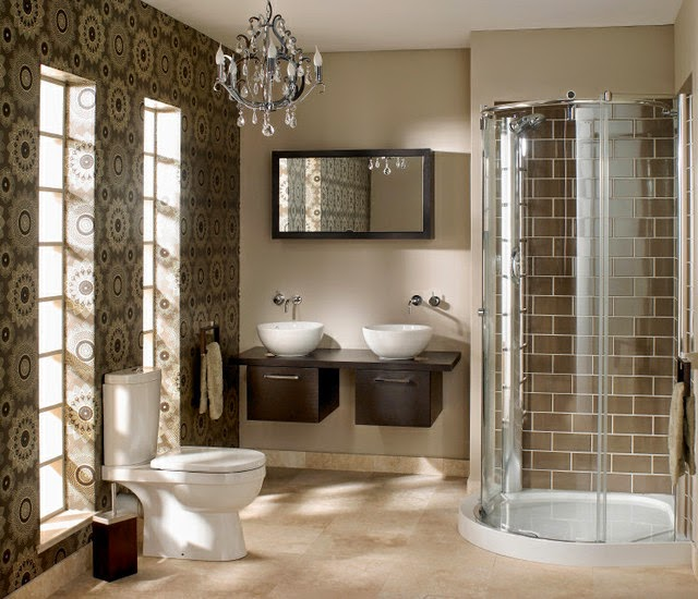 Id es design petite salle de bain - Modern bathroom design for small spaces ...