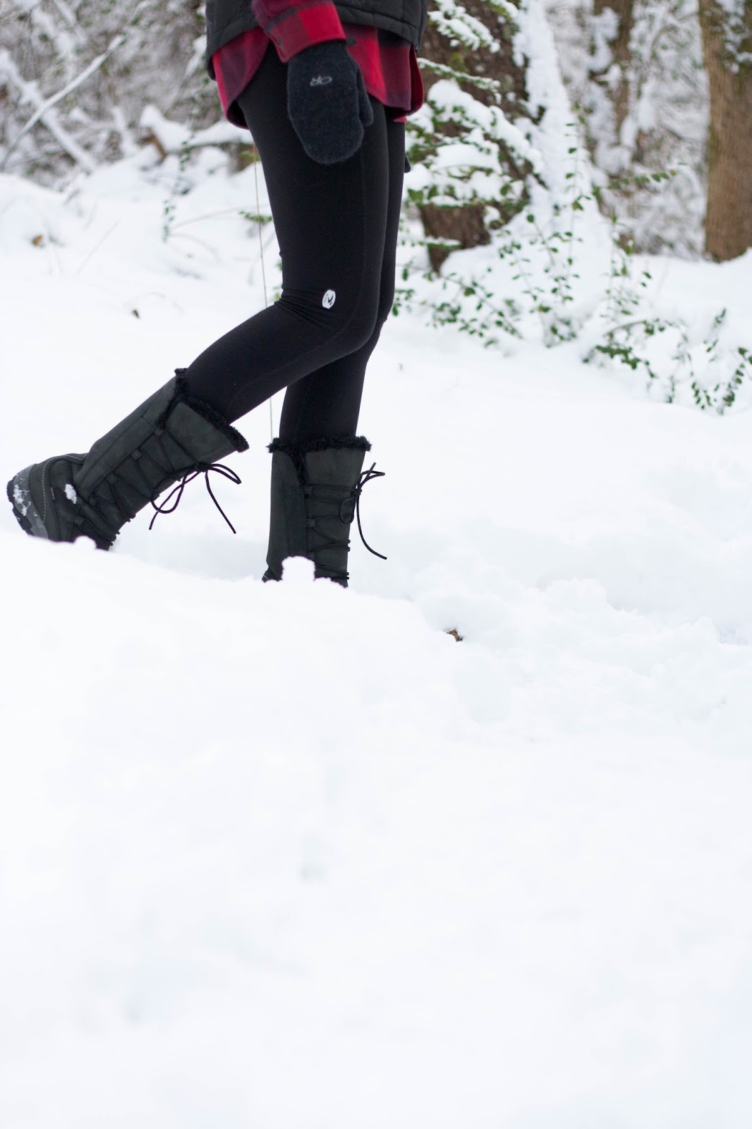 Keen, shoes, boots, snow
