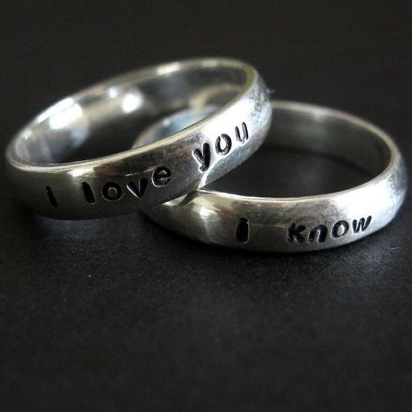 Gambar foto Cincin Pernikahan Unik
