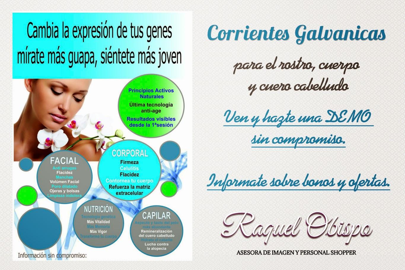 Corrientes Galvanicas.