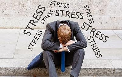 Ciri ciri orang terkena stress