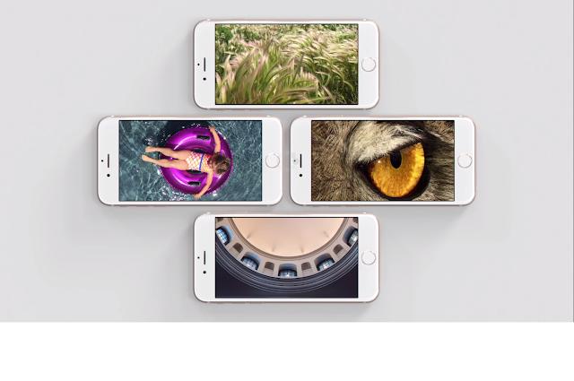 أبل تروج للأيفون بقطع يظهر مدى جمالية أخد صور ولقطات فيديو