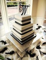 pasteles en blanco y negro'' title=