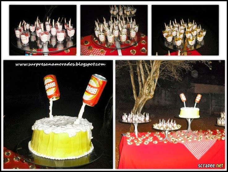decoracao boteco brahma : decoracao boteco brahma:Aniversário do Namorado – Boteco do Guilherme
