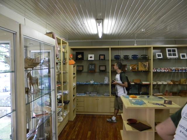 COART - Cooperativa de Artesãos de Foz do Iguaçu City Tour Loumar Turismo