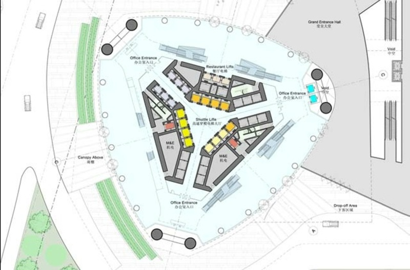 Comfloor Planning Finance : Structural Analysis: Guangzhou International Financial Centre!