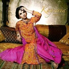 Rang-e-Mahrani Eid Dress