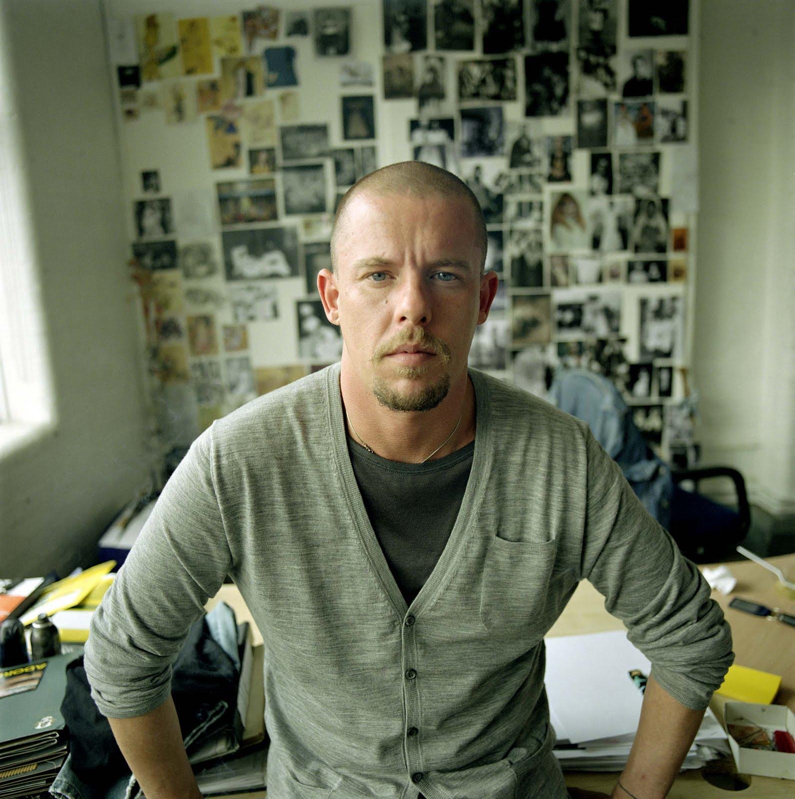 alexander mcqueen designers
