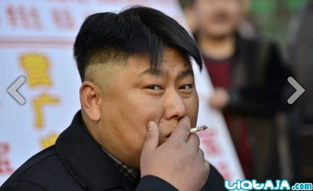 KIM JONG-UN Presiden KORUT Kepergok Jualan Sate di China | liataja.com