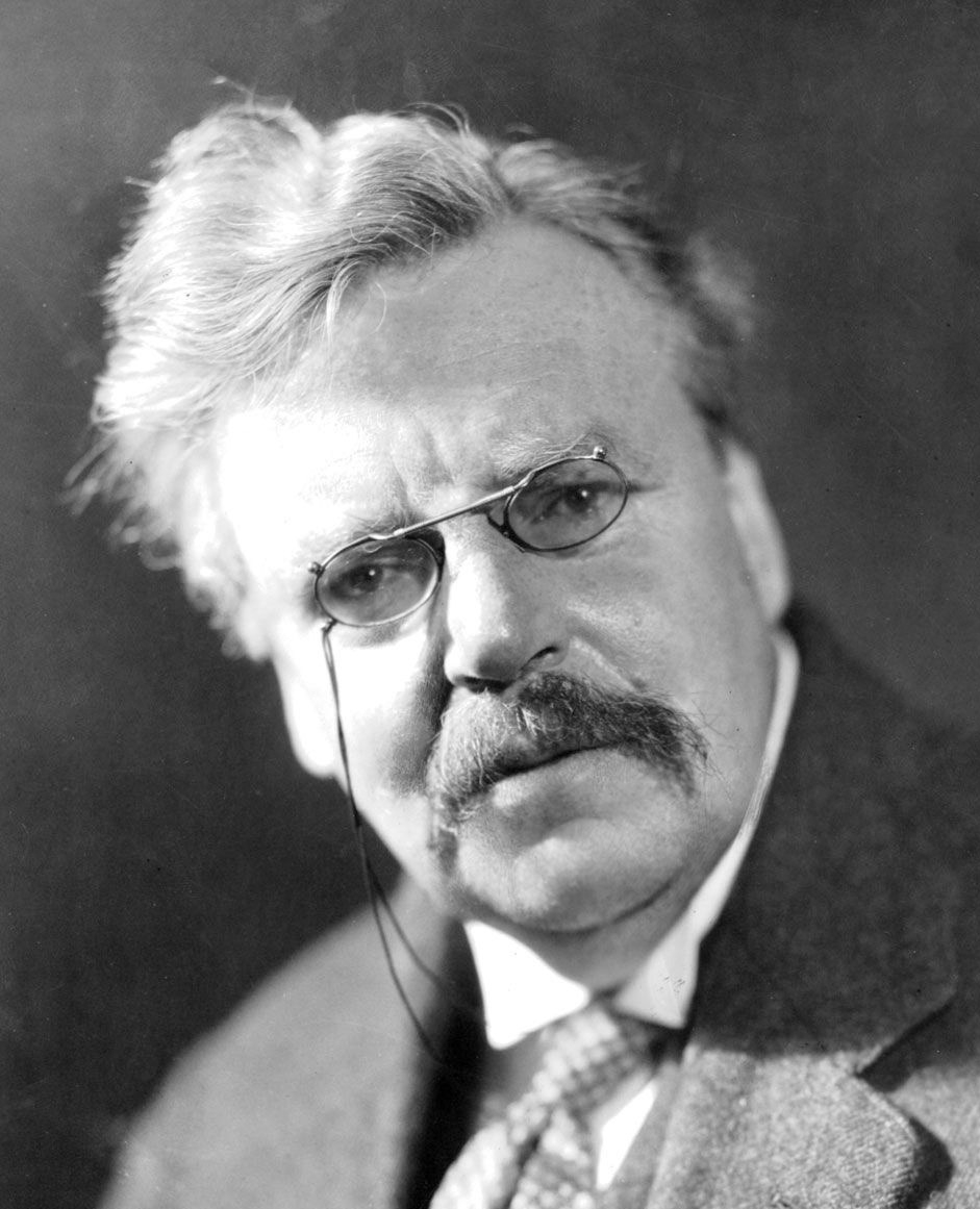 G.K. Chesterton THE INNOCENCE OF FATHER BROWN Impress, New York c. 2010