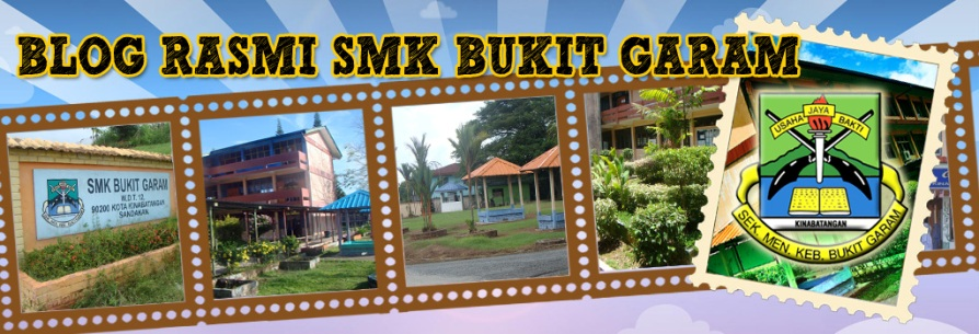 Blog Rasmi SMK Bukit Garam