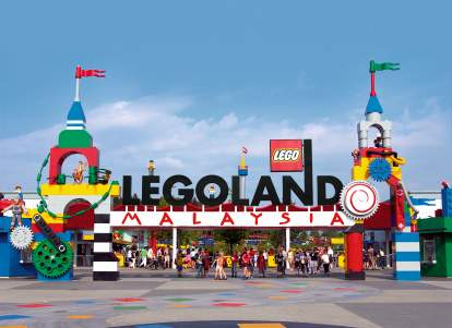 tips sebelum ke Legoland Malaysia
