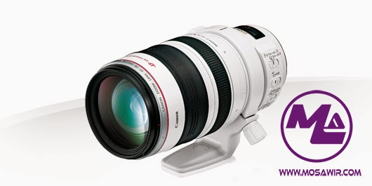 عدسة كانون: EF 28-300mm f/3.5-5.6L IS USM