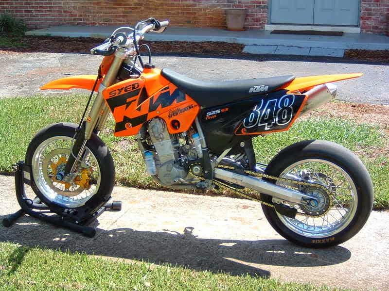 KTM 525 SX Bikes Wallpapers