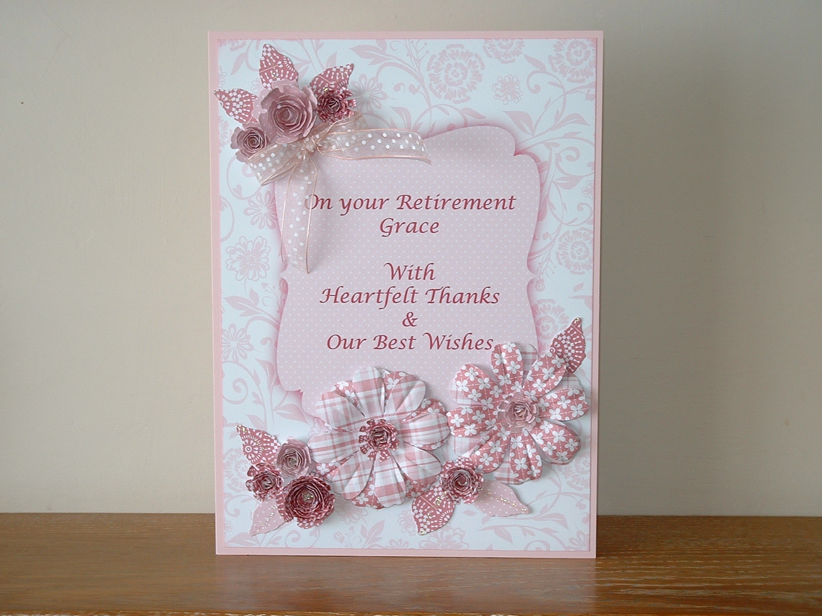 Dianas cards cats curlicues retirement wishes retirement wishes m4hsunfo