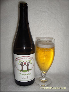 Branch Out Cider Perennial 2012 Hard Cider