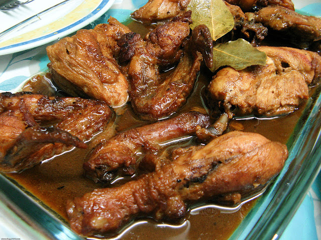 Chicken Adobo Filipino Recipes