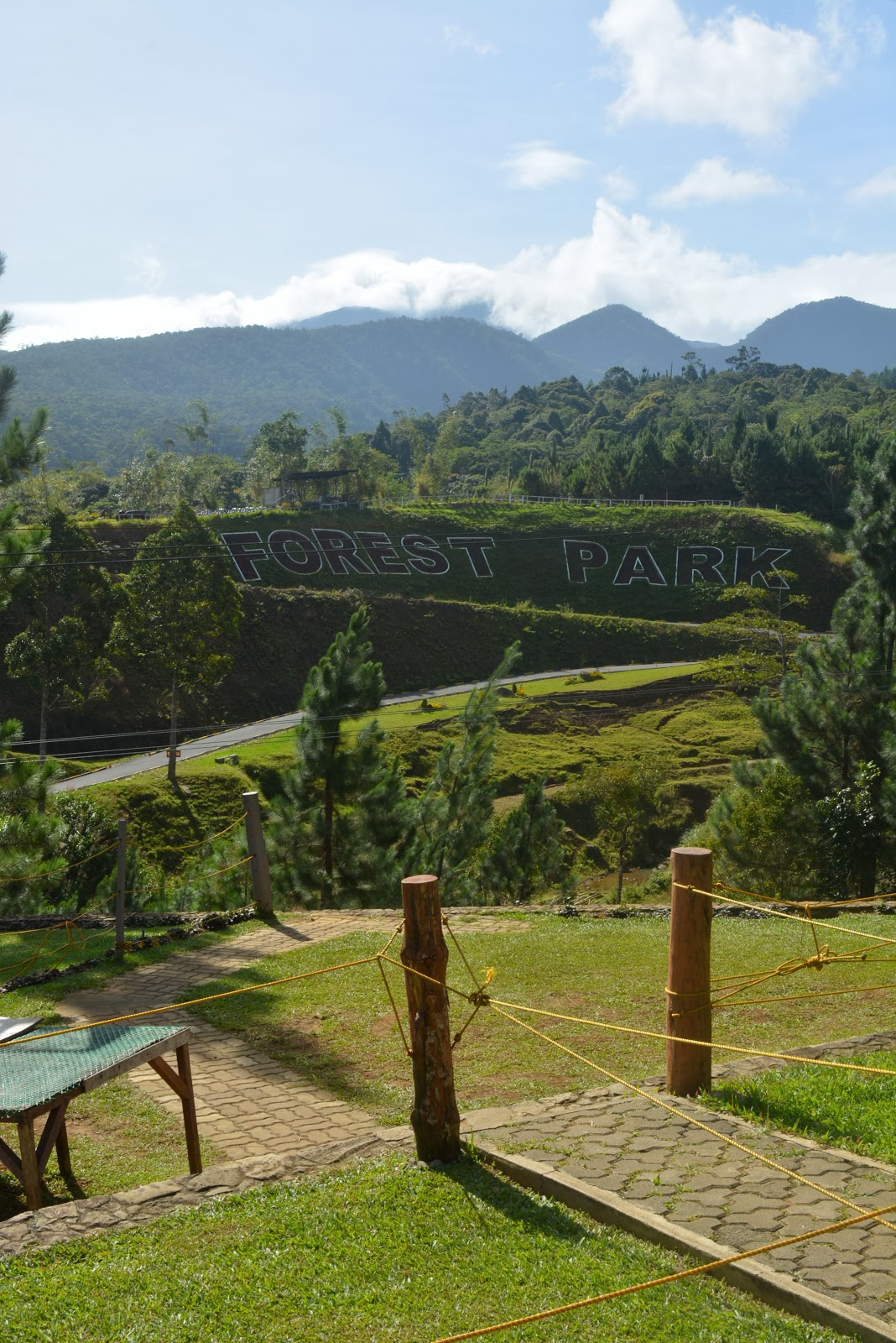 Dahilayan Forest Park View Bukidnon